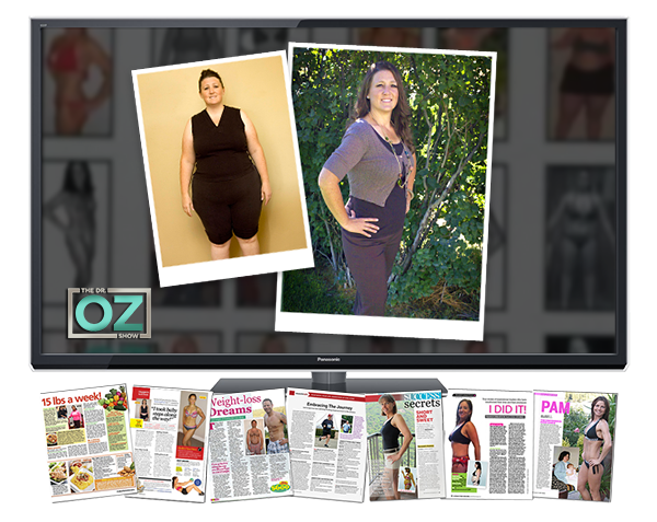 Dr. Oz show and magazines